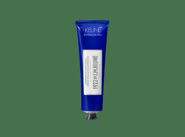 shaving cream in a tube by jm keune